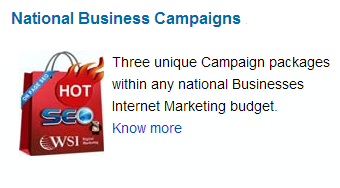 National Business Campaigns