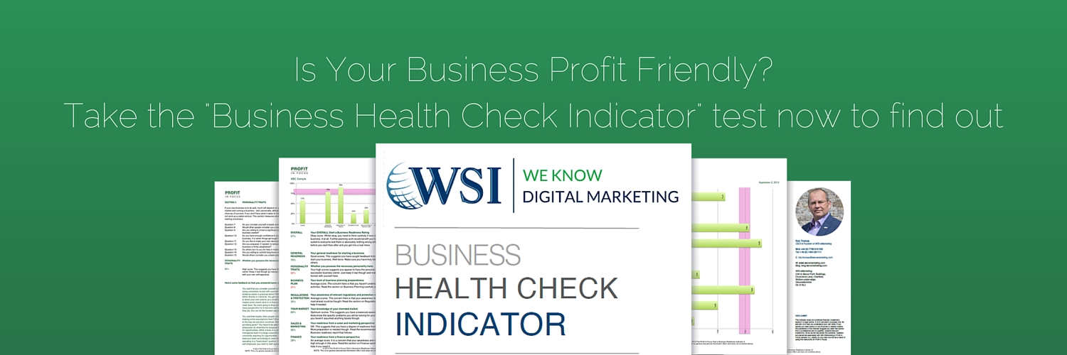 Business-Healthcheck